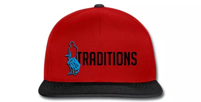 TRADITIONS snapback cap
