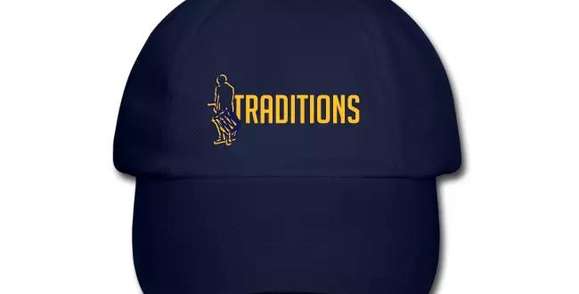 TRADITIONS baseball cap