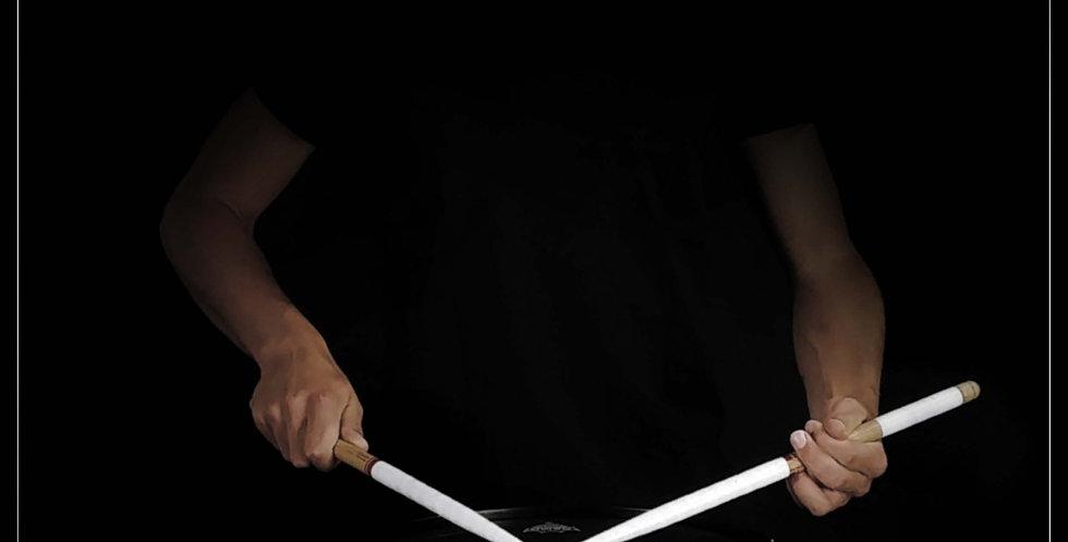 Rudimental Salsa - snare drum etude