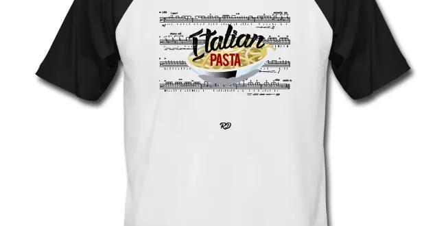 ITALIAN PASTA tee