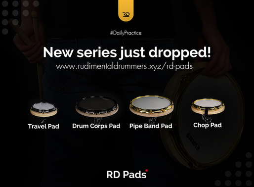 We just dropped new RD Pads!