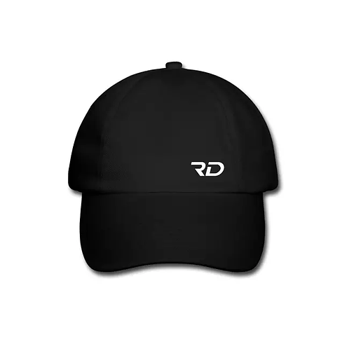RD OFFICIAL black baseball cap