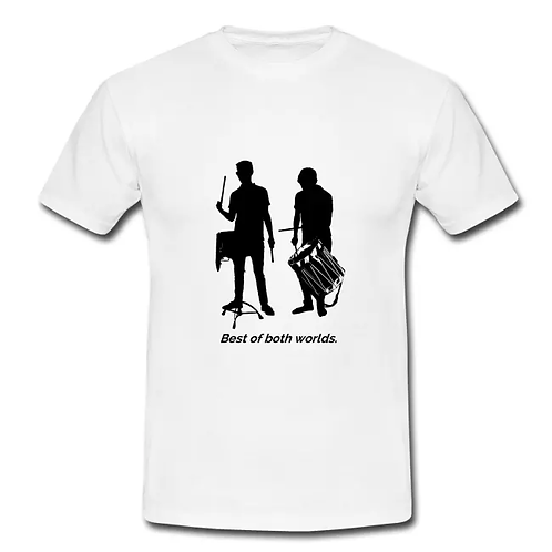 BEST OF BOTH WORLDS TEE