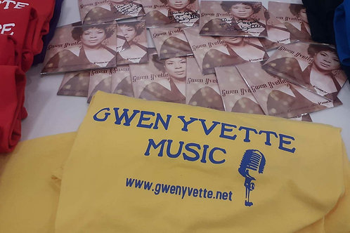 Gwen Yvette Music Tees