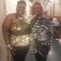 Gwen Yvette & Ms. Patti LaBelle