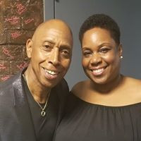 Gwen Yvette & Living LEGEND Mr. Jeffrey