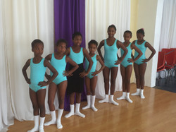 Some of our stunning ballerinas
