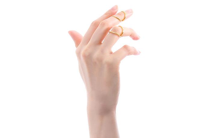 HeberLoop for finger arthritis such as Heberden's node and Bouchard's node