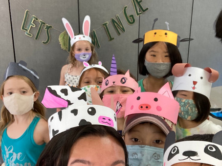 Animal Faces & Birthdays