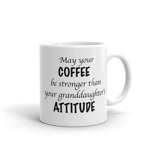 Granddaughter's Attitude