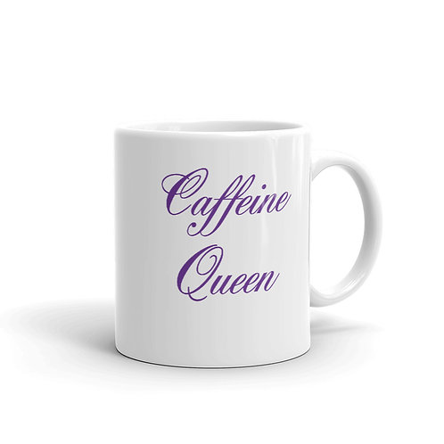 Caffeine Queen - Purple2