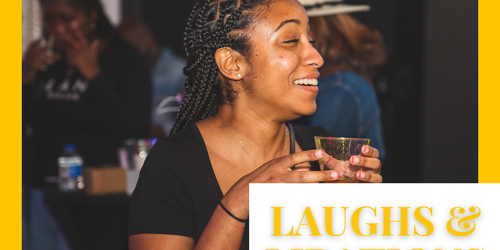 Sipping with Friends Tour DFW: Laughs & Libations