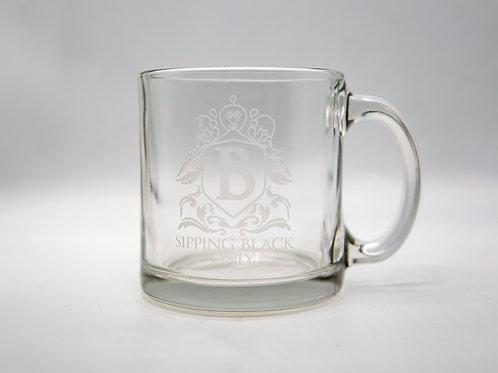 SBO Clear Glass Mug