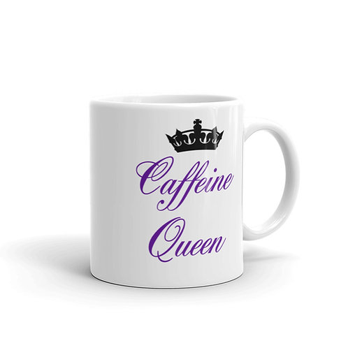 Caffeine Queen Purple