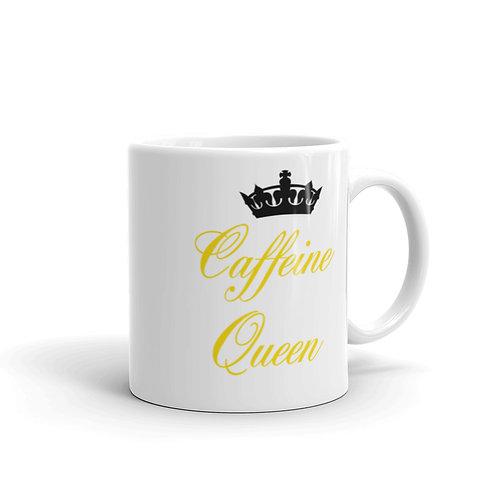 Caffeine Queen - Yellow