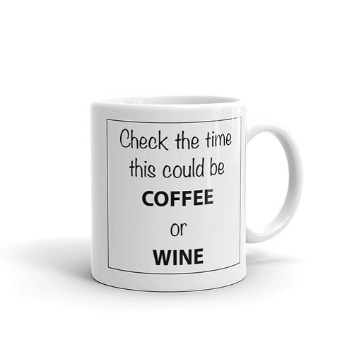 Coffee OR Wine