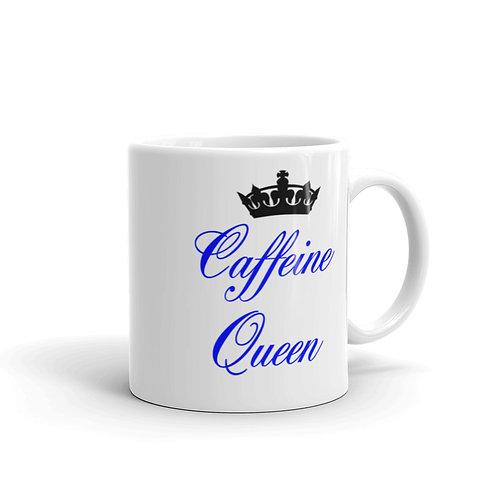 Caffeine Queen - Blue