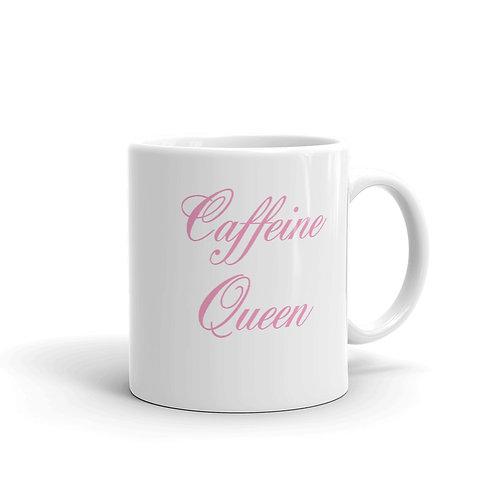 Caffeine Queen - Pink2