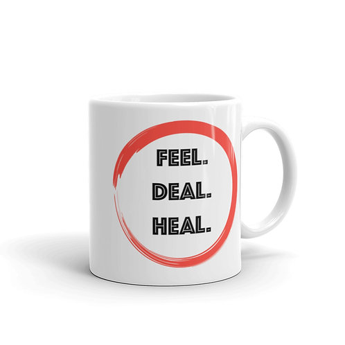 Feel. Deal. Heal.