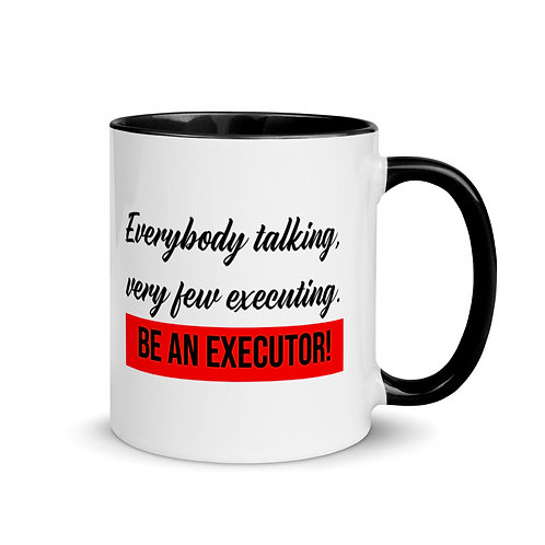 Be an Executor - Derek V. Collection