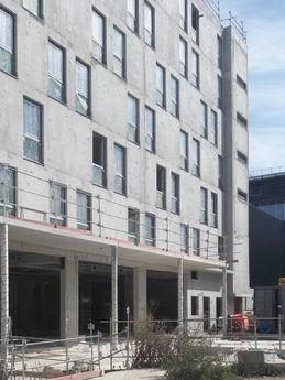 99 Logements et un hôtel de 84 chambres
