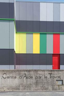 ESAT (Etablissement et service d'aide par le travail) Jacques Henri