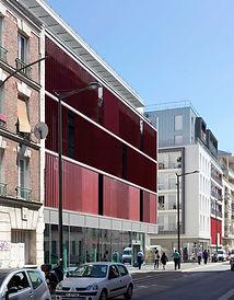 Plateforme immobiliere Charles Foix - Vue rue Molière