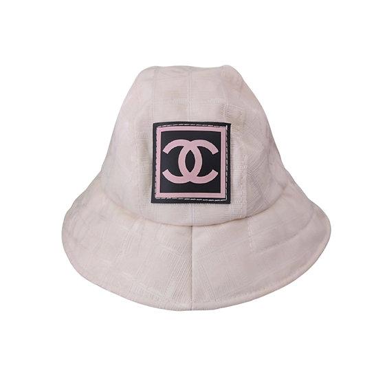 CHANEL CC BUCKET HAT