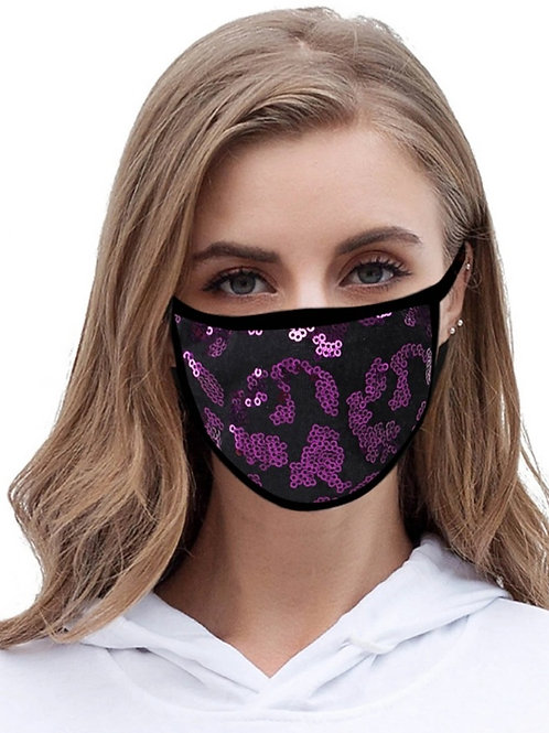 MONTANA WEST 2 layered COTTON MASKS 3 COLORS TO COOSE FROM! #699