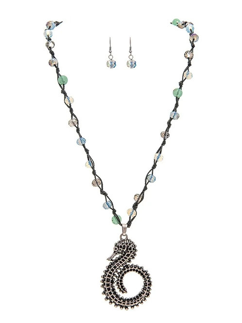 RAIN JEWELRY COLLECTION NECKLACE SEAHORSE