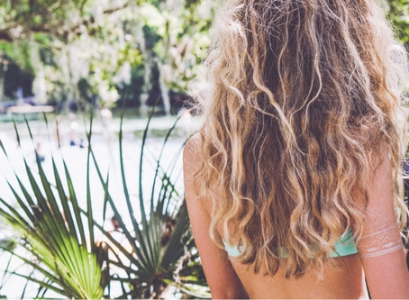 How to Manage Hair in Humid Weather in the Summer