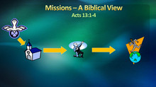 """What is a """"Missions-minded Church?"""", pt. 1"""