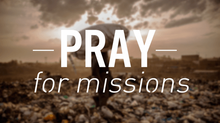 "What is a ""Missions-minded Church?"" pt. 5"