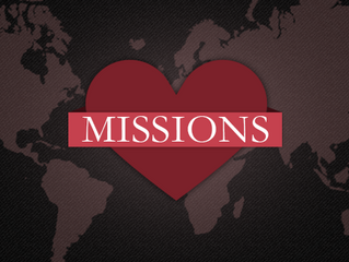 "What is a ""Missions-minded Church?"" pt. 2"