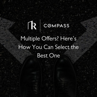 Multiple Offers? Here's How You Can Select the Best One