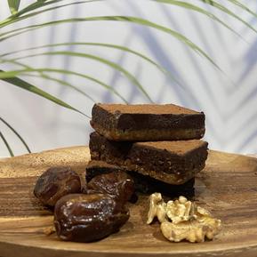 Dark N Dirty Raw Brownie