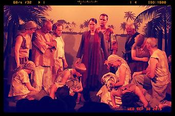 Foto Aida uitvoering - Musicalvereniging Zwaag