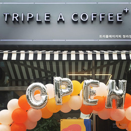 TRIPLE A COFFEE | 청라점