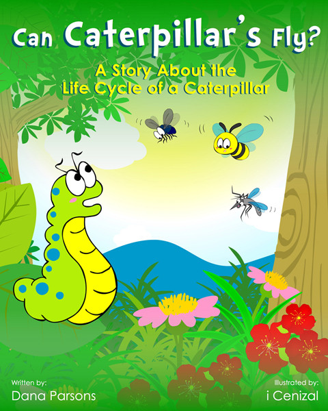 Can Caterpillar's Fly?