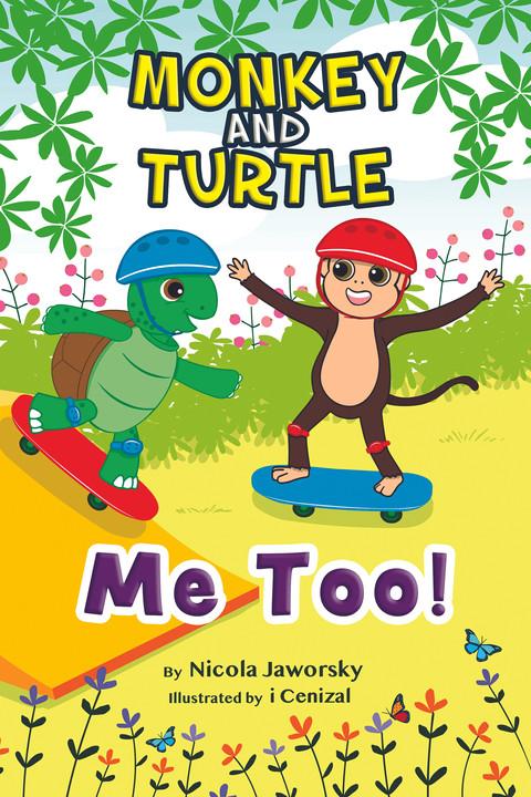 Monkey and Turtle