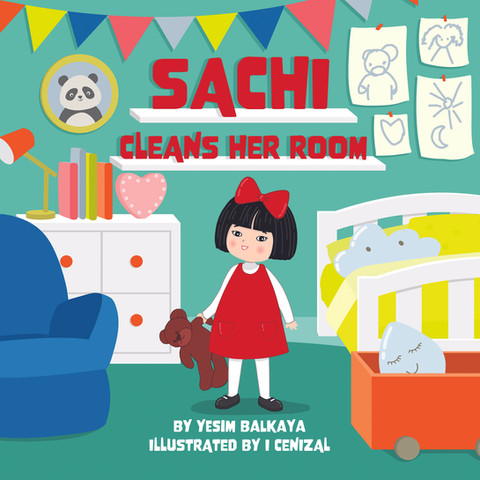Sachi Cleans Her Room Book 1