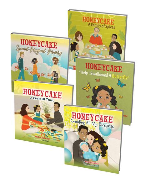 Honeycake Book Series