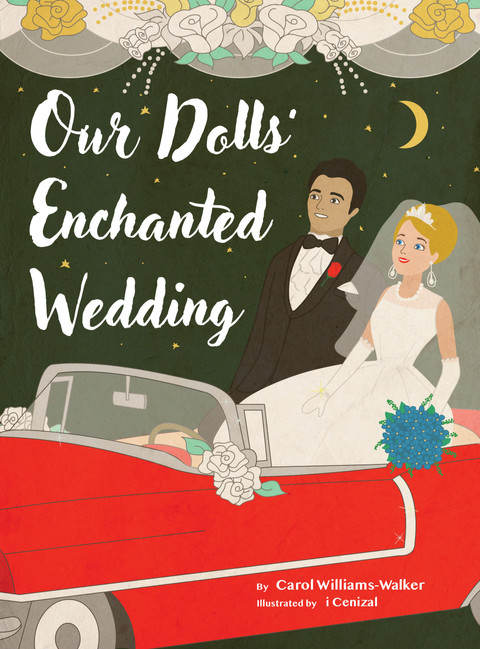 Our Dolls Enchanted Wedding