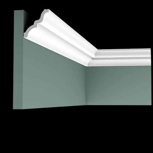 Cornisa stil clasic C325 orac decor, decor tavan, profile decorative cluj, design stil clasic, elemente decorative poliuretan