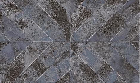 Tapet Arctic Fever Cluj,tapet model chevron,tapet cu desene geometrice, tapet cu geometrie, tapet cu romburi mari ,magazin tapet cluj,tapet bleu,tapet scandinav.jpg
