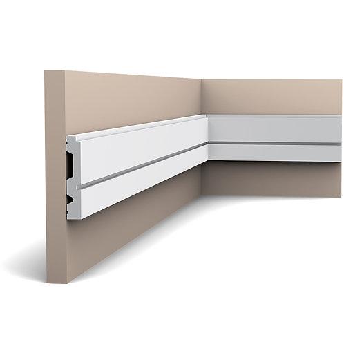 Profil p5051 Cluj,Accent Decor,profil perete stil modern 8.5 cm H,design perete stil modern cluj,profile decor perete orac