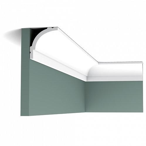 cornisa cb525 -6.5 cm H, cornisa polistiren orac decor cluj, cornisa tavan polistiren 6 cm, decor tavan