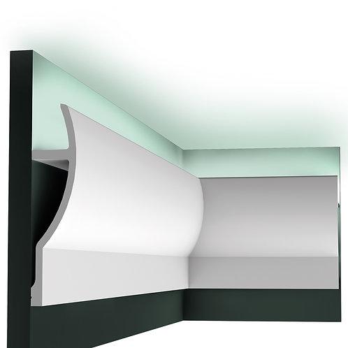 scafa lumina indirecta cu suport leduri cluj,scafa c372 orac decor,scafa 28 cm H,scafa design modern cluj,lumina tavan cluj