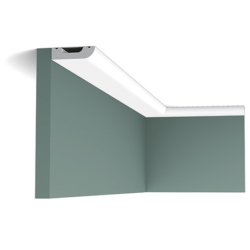 DX182 -5 cm H,profil modern décor tavan, cornisa tavan stil modern, cornisa modern orac décor cluj,profile moderne,chenar