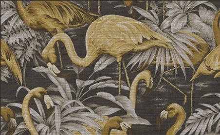 tapet avalon cluj, tapet flamingo cluj, tapet cu pasari, flamingos, pasari flamingo,tapet vinilic cluj, tapet care se poate spala, magazin tapet cluj.jpg